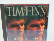 TIM FINN ~ BEFORE & AFTER ~ 1993 CAPITOL ~ LIKE NEW CD