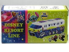 Tomy Tomica Tokyo Disneyland Stitch Resort stitch Monorail Die-Cast Model Disney