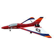 THE WORLD MODELS DELTA JET EP Radio Control Airplane 3-cell EDF Ducted Fan