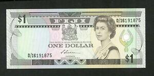 FIJI  1 DOLLAR  ( 1987 ) PICK # 86  UNC.
