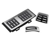 Kit Pédalier Alu Aluminium VW Golf VII 7 5G GTI R Depuis 2012 Boîte Automatique