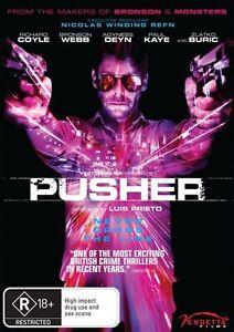 Pusher (DVD, 2013)