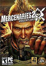 Mercenaries 2: World in Flames (PC, 2008)