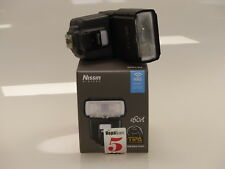 Blitzgerät Nissin i60A f. Sony / i60 A f. A- / E-Mount / NEU& OVP v. Fachhändler
