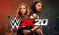Wwe 2k20 | Steam Key | PC | Digital | Worldwide |