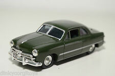ERTL FORD COUPE 1949 DARK GREEN MINT CONDITION
