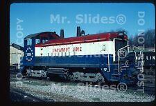 Original Slide P&S Pittsburg & Shawmut Bicentennial SW9 1816 In 1982