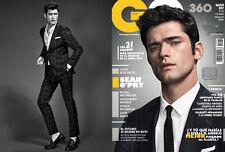 GQ Magazine Spain Espana Spanish March 2017 Sean O'Pry  by Richard Ramos NEW