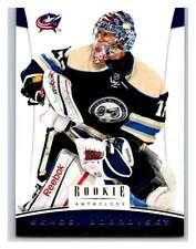 (HCW) 2012-13 Panini Rookie Anthology #8 Sergei Bobrovsky Blue Jackets NHL Mint