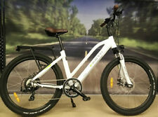 Alloy Frame Electric Bicycles with Pedal Assist