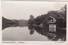 Waterfoot Boat House, ULLSWATER, Westmorland RP