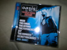 Various NME Presents - Oasis On The Road World Tour 2005 UK CD Jet Zutons Coral