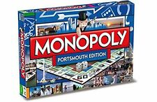 Portsmouth Edition Monopoly Board Game - Brand New Regional Monopoly