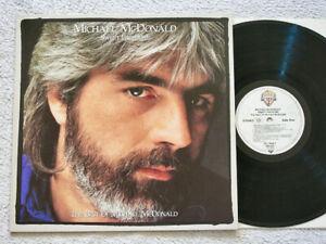 "MICHAEL McDONALD - SWEET FREEDOM (THE BEST OF MICHAEL McDONALD) - 12"" VINYL LP"
