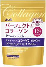 ASAHI Perfect Asta Collagen Powder Premier Rich 228g  for 30 days