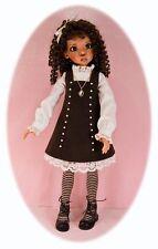 BJD MSD Pattern 4 Kaye Wiggs' MSD Dollstown 7 year Lierre Victorian dress jumper