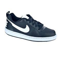 Nike Court Borought  Zapatillas  Niño  Negro 41249