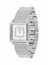 Guess Ladies Highline Stainless Steel Bracelet Watch W0826L1