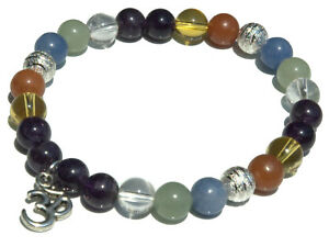 MANU™ Lucky Stone Crystal Bracelet -Attract Wealth, Money, Luck, and Opportunity