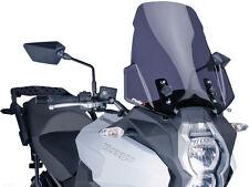 PUIG TOURING WINDSCREEN DK SMK VERSYS 1000 Fits: Kawasaki KLE650 Versys,KLZ1000