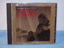 The Bridges of Madison County: Music From Motion Picture 1995 CD Clint Eastwood