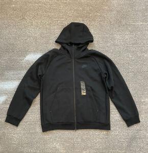NWT Nike Tech Sportswear QUILTED Winterized Full-Zip Hoodie  Men MSRP $130.00