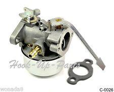 Carburetor for Tecumseh 640086 640086A 632641 632552 3Hp 2 Cycle Engine Carb c26