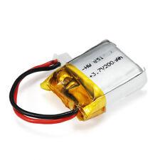 3.7V 200mAh Batterie Ersatzakku für Eachine E012 E012HC E012HW RC Quadcopter