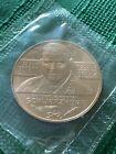 Desert Storm Shield Medal Norman Schwartzkopf US Mint Bronze Congress Act 1991