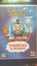 Thomas & Friends : Series 12 [ Region 4 DVD ] FREE Next Day Post from NSW
