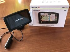 TOMTOM GO 520 Lifetime Maps GPS Wi-Fi Bluetooth