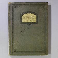 The Owl 1928 - MISSOURI WESLEYAN COLLEGE - Cameron, Missouri - Yearbook - SCARCE