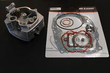 NEW Honda CG125 1978 - 1997 Complete Cylinder Head & Vavles Includes Gasket Set