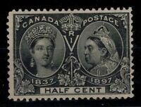 G129816/ CANADA / JUBILE ISSUE / SG # 121 MINT MNH SIGNED – CV 240 $