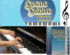 Corso completo per pianoforte e tastiere SUONO SUBITO 80 formato digitale
