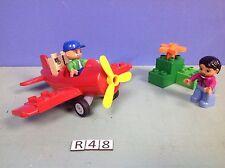 (R48) Duplo Avion rouge ref 5592