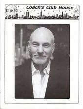 Patrick Stewart Network - Coach's Club House - Nr 27 - Marzo 2004