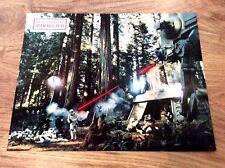 STAR WARS RETURN OF THE JEDI Vintage 1983 Lobby Card STORMTROOPER GEORGE LUCAS