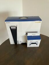 Playstation 5 Konsole mit 2 Controllern (Blue Ray Version!!)