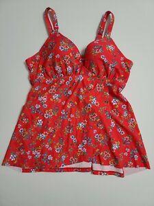 Beautiful Bathing Suit/  Swimsuit Tank Top Size 3XL