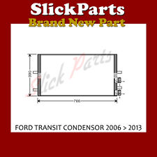 FORD TRANSIT AIR CON CONDENSOR 2.2 2.4 TDCi 2006 TO 2013 *NEW*