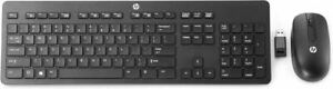 HP Slim Wireless Keyboard and Mouse (T6L04UT)