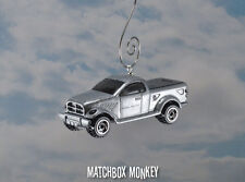 Dodge RAM Tough Power Wagon 1500 Pickup Truck Christmas Ornament 5.7 V8 HEMI