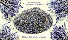 Dried Organic Lavender from Provence - Highly Fragrant 1kg . BV certified 2017