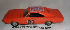 1981 Dukes of Hazzard Car General Lee ERTL 1/24 Scale Dodge Charger Die cast