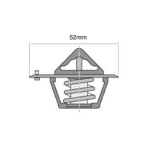 Tridon Thermostat (High Flow) TT2040-180 fits Suzuki LJ 81 4x4