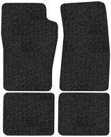 1997-2001 Mercury Mountaineer Floor Mats - 4pc - Cutpile
