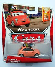 Disney Pixar Cars CARTNEY CARSPER UK Raro!!!
