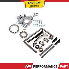 Timing Chain Kit Oil Pump for Lexus Toyota 2.5L 3.5L DOHC 24V 2GRFE 2GRFXE