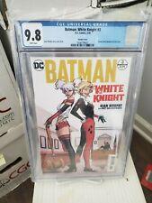 Batman the white knight #3 Variant CGC 9.8 1st Neo Joker Sean Murphy